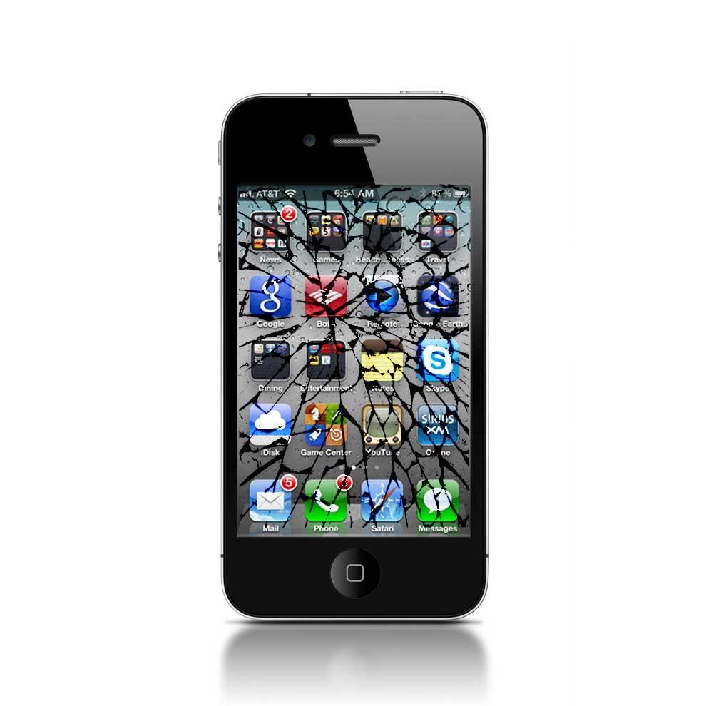 Reparamos la pantalla de tu smartphone iPhone